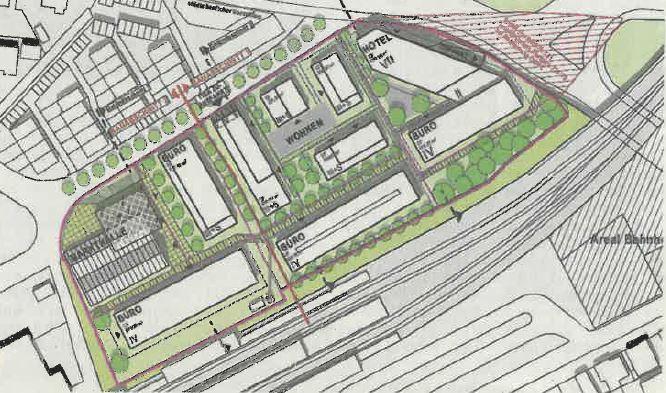 Herrenberg – Ein lebendiges Stück Innenstadt in Bahnhofsnähe