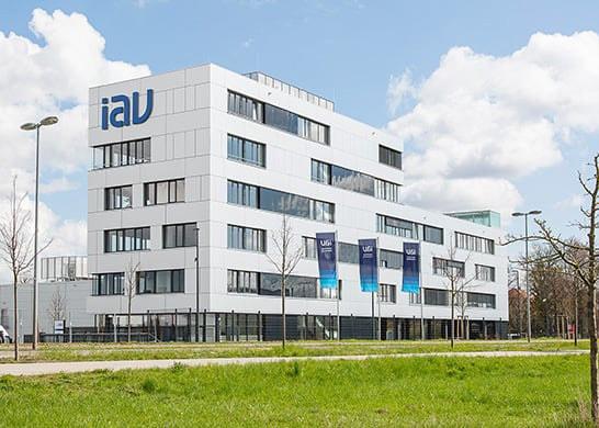 Büro und Forschungsgebäude in Sindelfingen